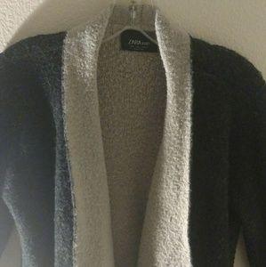 Charcoal Grey Zara Sweater